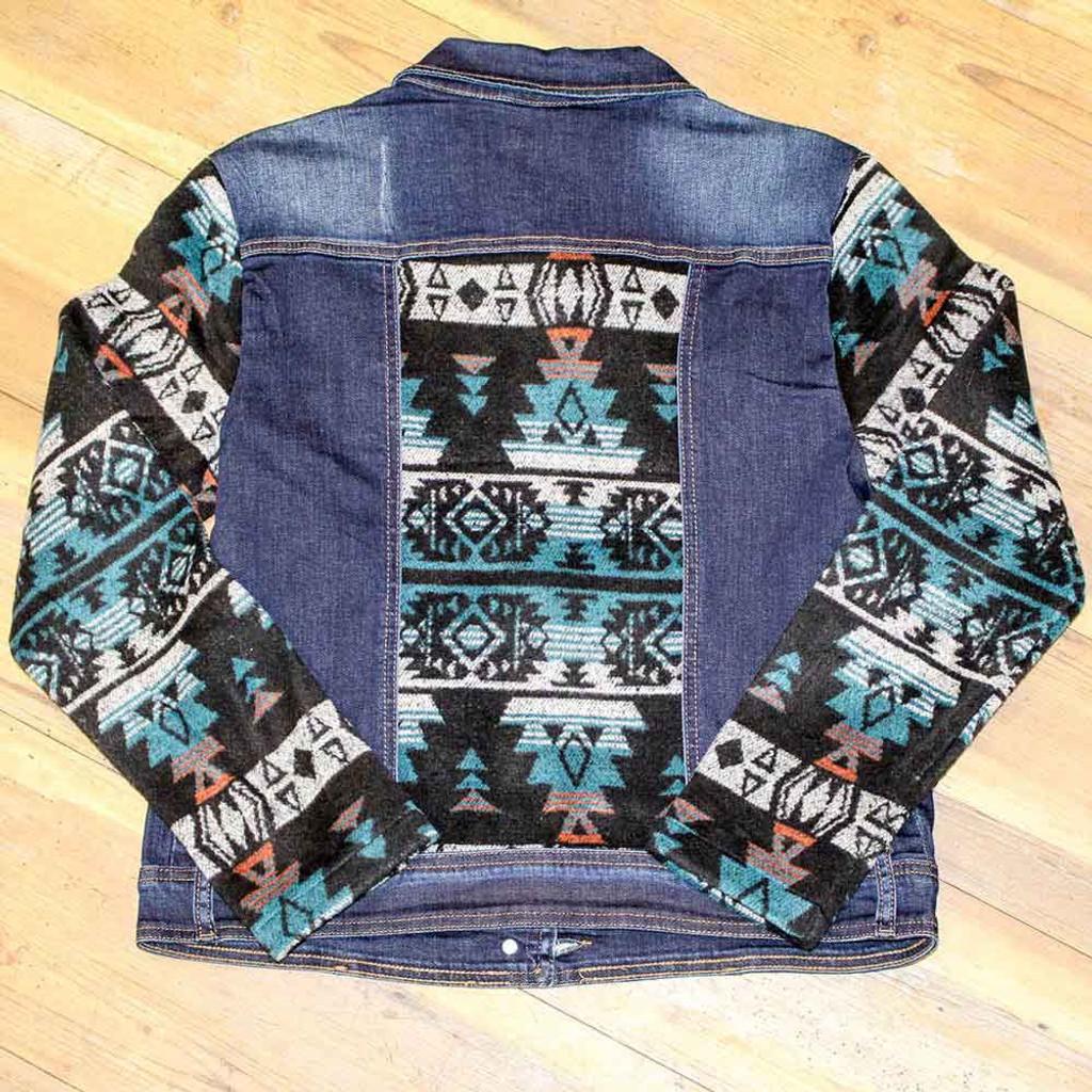 Venario Denim Ines Blue Jacket (01-012-0312)