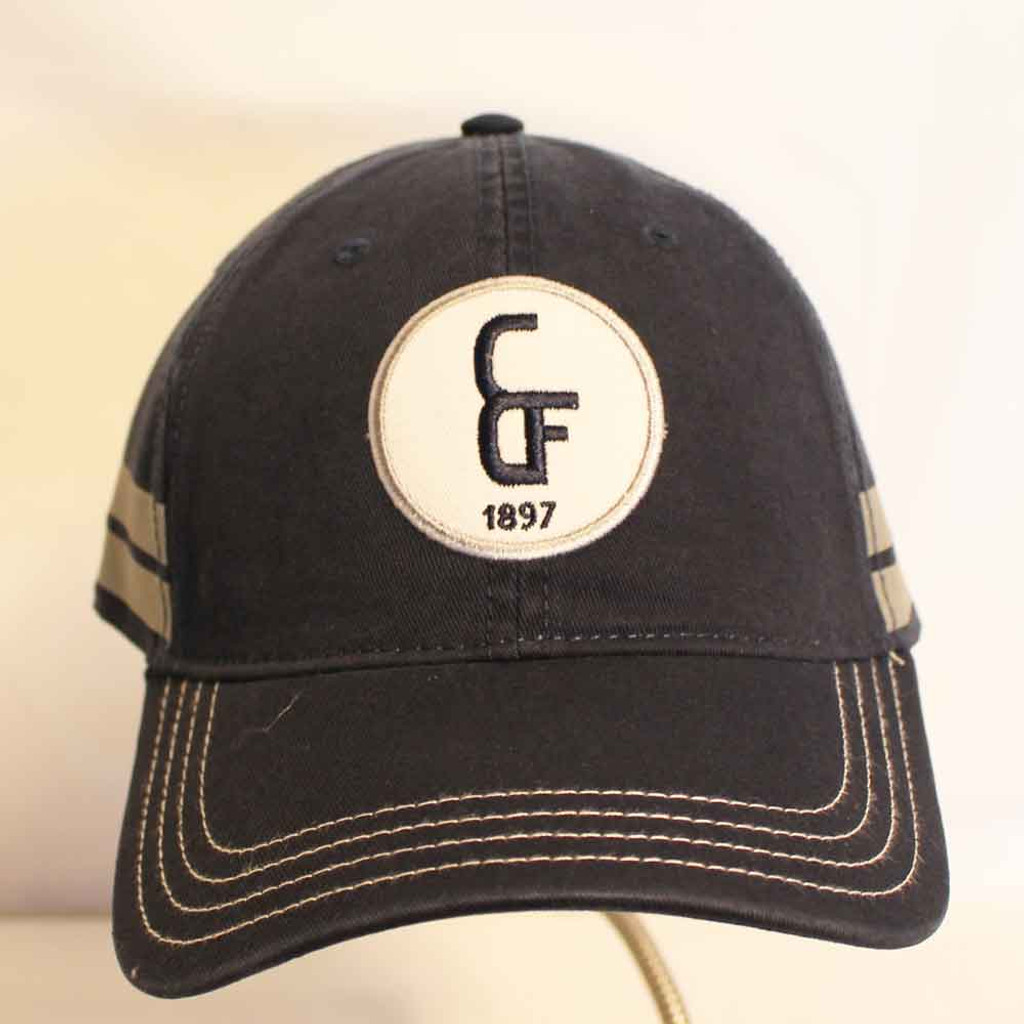 CFD Navy and Gray Hat (01-013-0677)