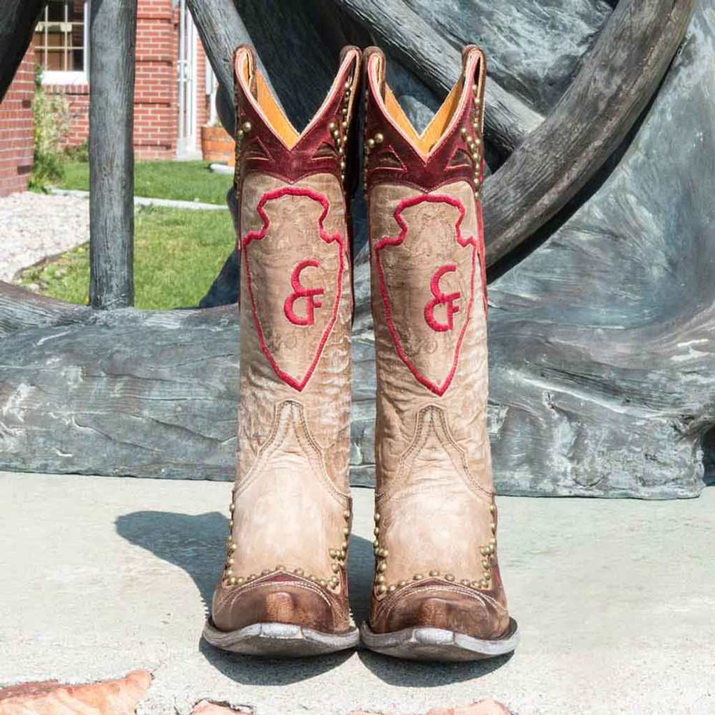 Old Gringo Ladies CFD Boots (01-025-0001)