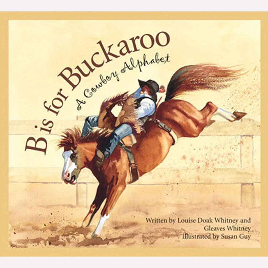 B is for Buckaroo (02-001-0062)