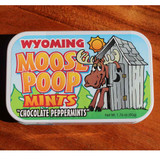Moose Poop Chocolate Peppermints (09-001-0008)