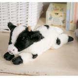 "12"" Stuffed Cow"