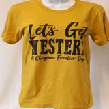 Let's Get Western Tee