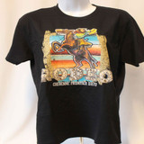 Rodeo Cowgirl Tee
