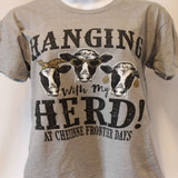 "CFD ""Hanging with my Herd"" Tee"