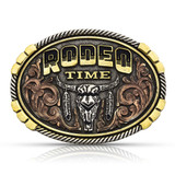 Rodeo Time Attitude Buckle