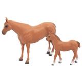 Big Country Toys Quarter Horse Mare & Colt