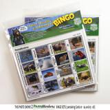 Travel Wildlife & Adventure Bingo