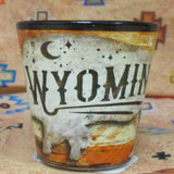 Wyoming In and Out Shot Glass