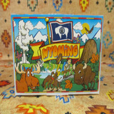 Kids Wyoming Puzzle