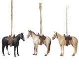 """3"""" Horse Ornament"""
