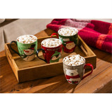Warmest Greetings 17oz ceramic Cup O'Java