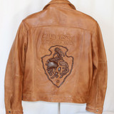 Men's CFD Scully Leather Jacket