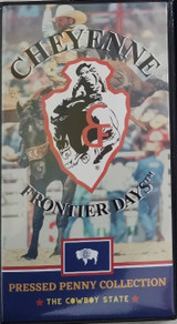 Cheyenne Frontier Days  Penny Pocketbook
