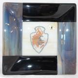 CFD Handmade Platter 12x12