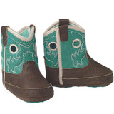 Ariat Lil' Stompers Infant Crossfire Cowboy Boot