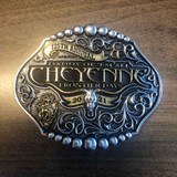 2021 125th CFD Cast Buckle