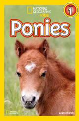 National Geographic Kids Readers: Ponies