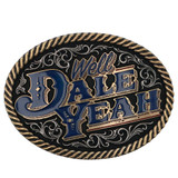 Dale Yeah Dale Brisby Buckle