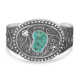 Country Turquoise Bracelet