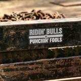 RIDIN BULLS & PUNCHIN FOOLS DECAL