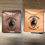 CFD Leather Money Clip Wallet