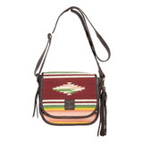 Buffalo Girl Selah Saddle Bag