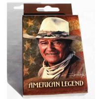 American Legend John Wayne Playing Cards (12-005-0305)
