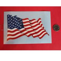 American Flag Decal (12-005-0315)
