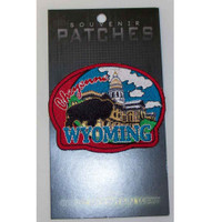 Cheyenne Wyoming Capital Patch