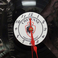 Cheyenne Frontier Days Wall Clock