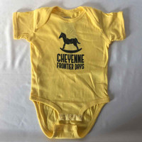 CFD Yellow Rocking Horse Creeper