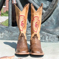 Old Gringo Bison & Cowhide (01-025-0019)