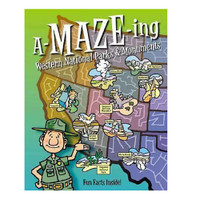 A-Maze-Ing Western National Parks and Monuments (02-009-0159)