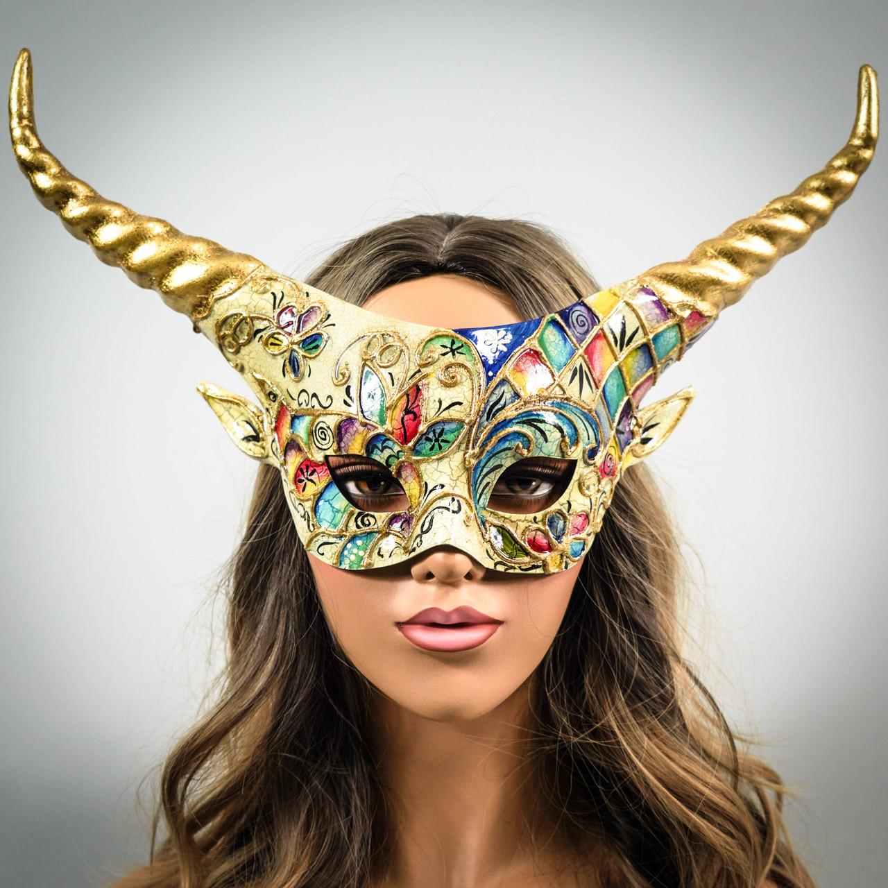 Expensive Masks For Halloween.New Ram Masquerade Masks Burning Man Face Mask Usa Free Shipping