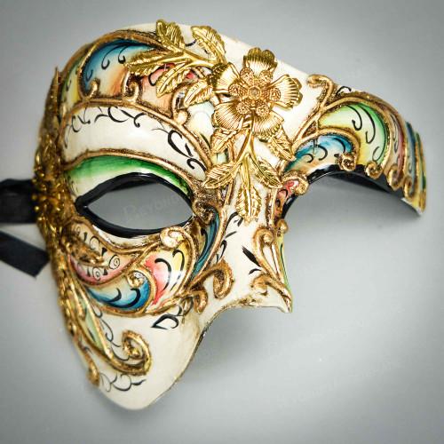 Masquerade MaskMasks For MasqueradeVenetian MaskHalf MaskLace MaskMasquerade Mask MenGift for herGift for himLM-27
