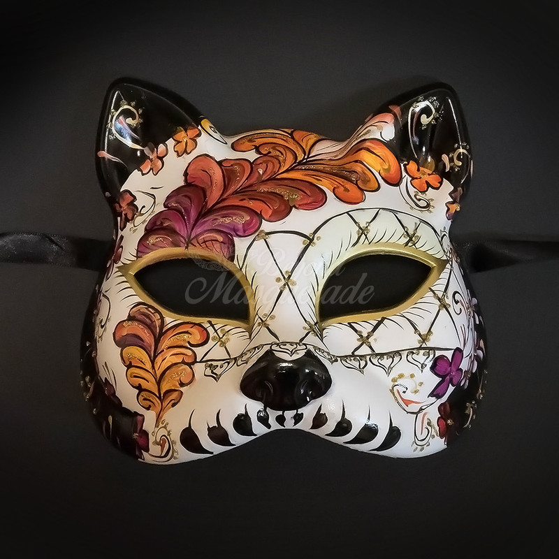 5a7df0ca7ca1 Masquerade Masks for Day of the Dead Women Party Mask Sale