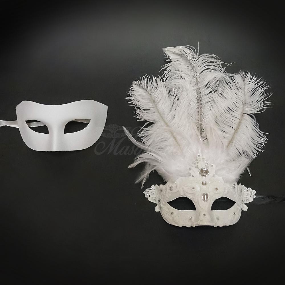 Masquerade Wedding Masks