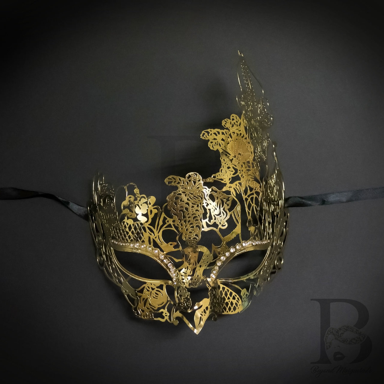5fa8e4b8318f Gold metal party masks, masquerade masks, masquerade mask, masquerade masks  for prom,