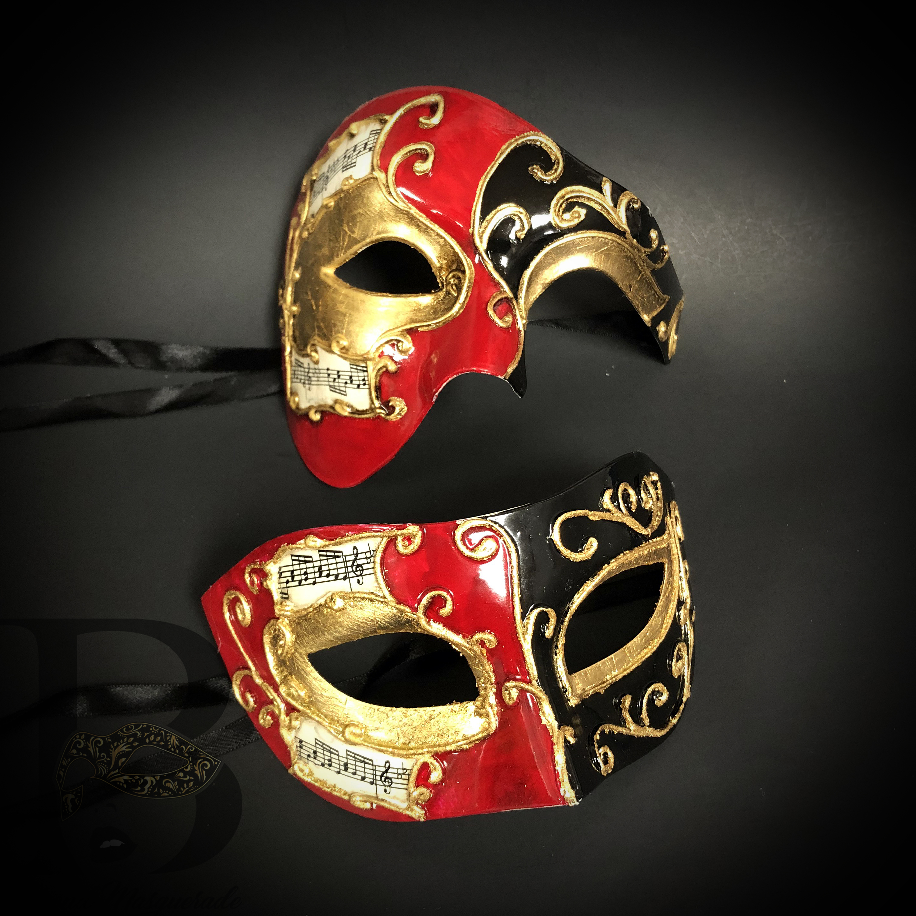 Women/'s rose gold mask mens mask couples mask set couples mask pair his and hers masks for couples mens black phantom mask