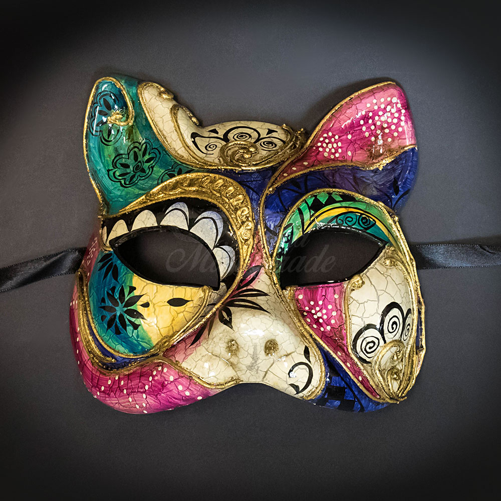 Animal Masquerade Masks For Men Halloween Costume Low Prices