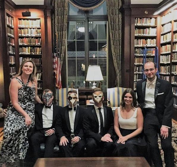 Plague doctor masquerade mask for men and women. Steampunk Masks.