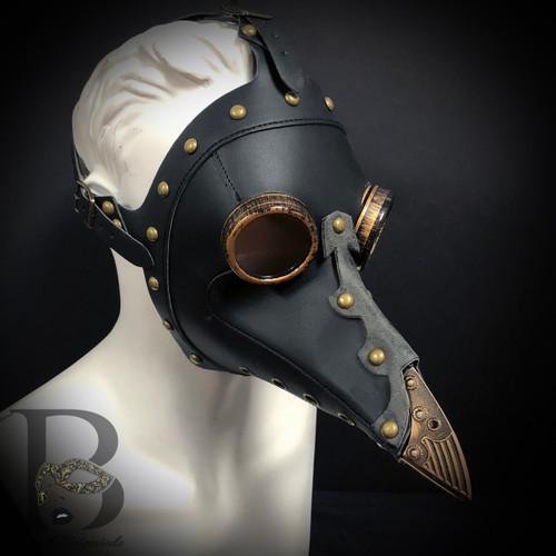 Best Plague Doctor Mask Steampunk Cosplay Halloween FREE SHIP