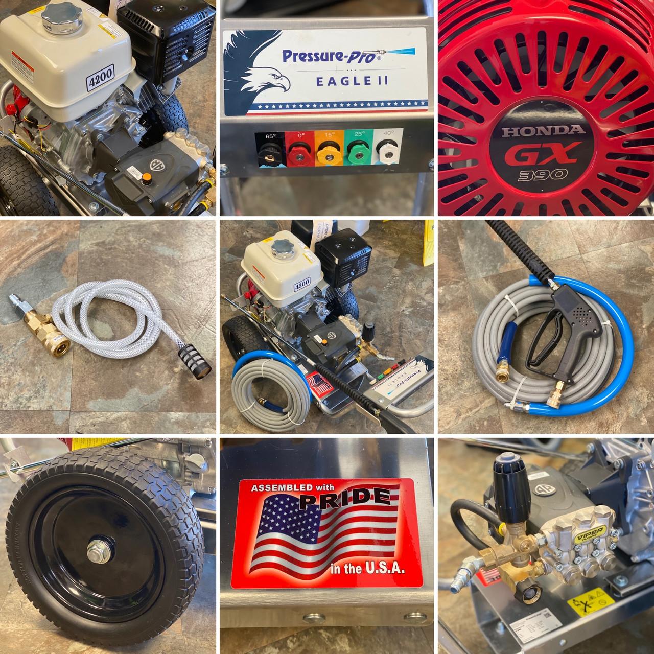 Direct Drive Pressure Washer