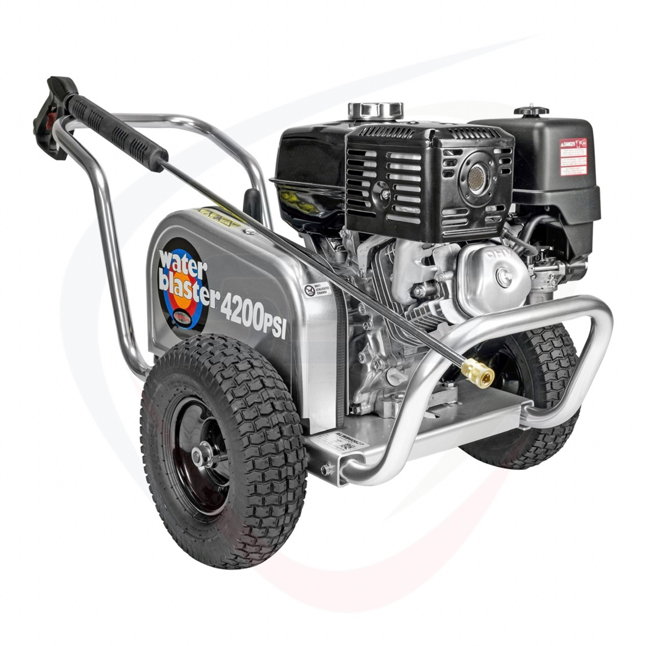Simpson Aluminum Water Blaster Series Pressure Washers