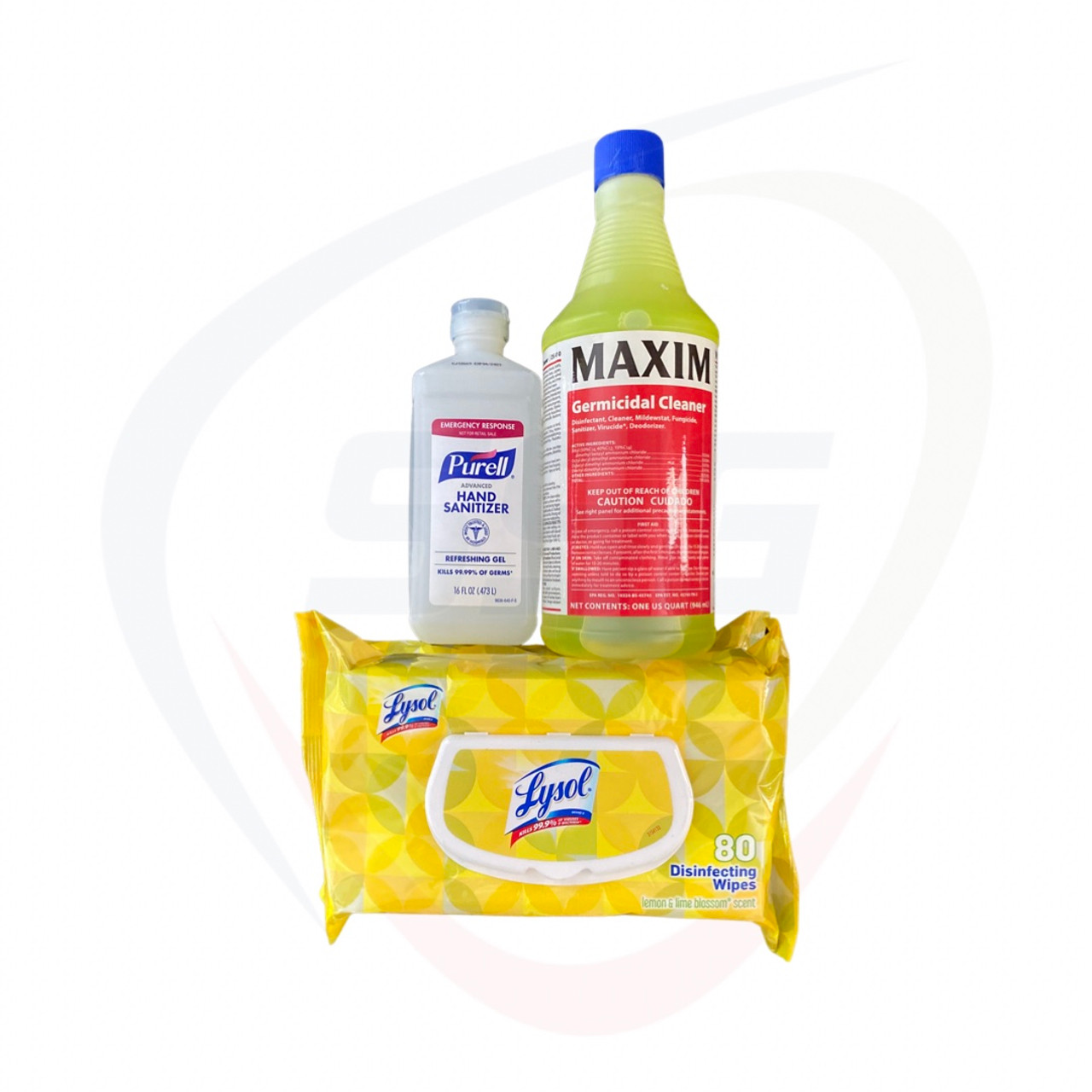 Back To School Disinfecting Package