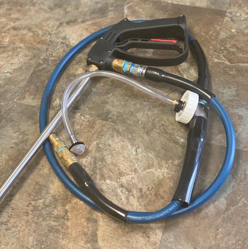 Steamaction Cobra Jet Inline Sprayer