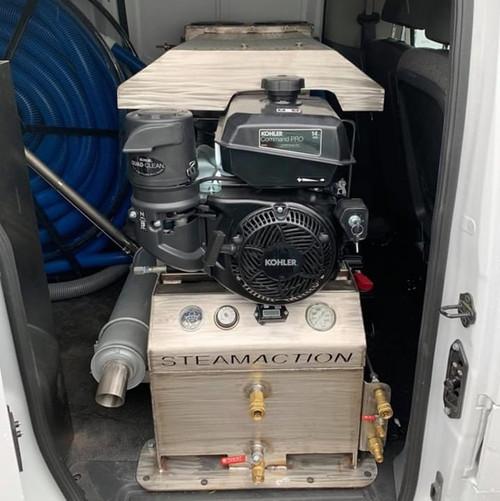 Truckmount Van Demo Unit