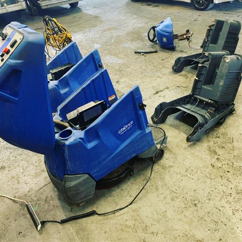 Floor Scrubber Repairs