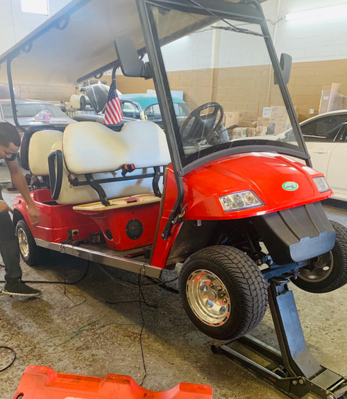 Golf Cart Repairs and Upgrades